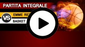 Partita Integrale: Mestre - Basket Sportschool