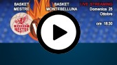 DIRETTA STREAMING: BASKET MESTRE - MONTEBELLUNA
