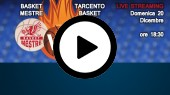 DIRETTA STREAMING: EMME RETAIL BASKET MESTRE - TARCENTO BASKET