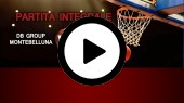 Partita Integrale: DB Group Montebelluna - Gemini Basket Mestre