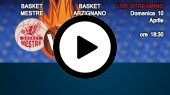 DIRETTA STREAMING: EMME RETAIL BASKET MESTRE - BASKET ARZIGNANO
